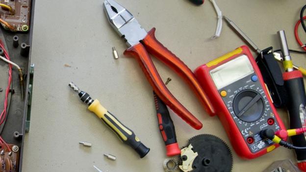 In der Schweiz gibt es viele Reparatur-Genies