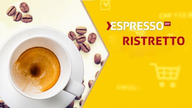Espresso Ristretto: «Wägm Gäld im Februar»