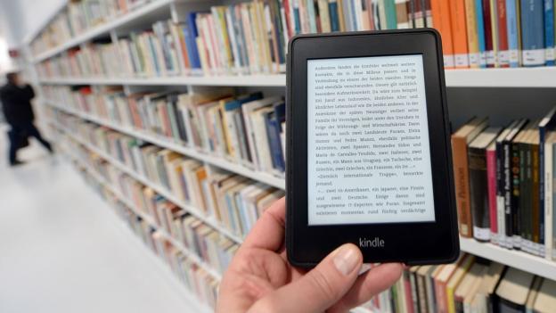 E-Books: Der Höhenflug, der keiner ist