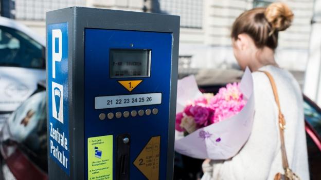 Parkuhren-Ärger: Münz nicht erwünscht