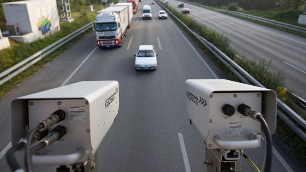 Digitale Autobahnvignette – Österreich machts vor