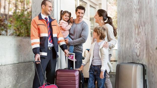 Neue Regeln für Flugreisen: Jetzt kommt Check-in an der Haustüre