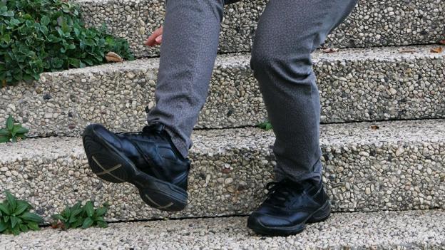 Mehr Sicherheit bei Treppen