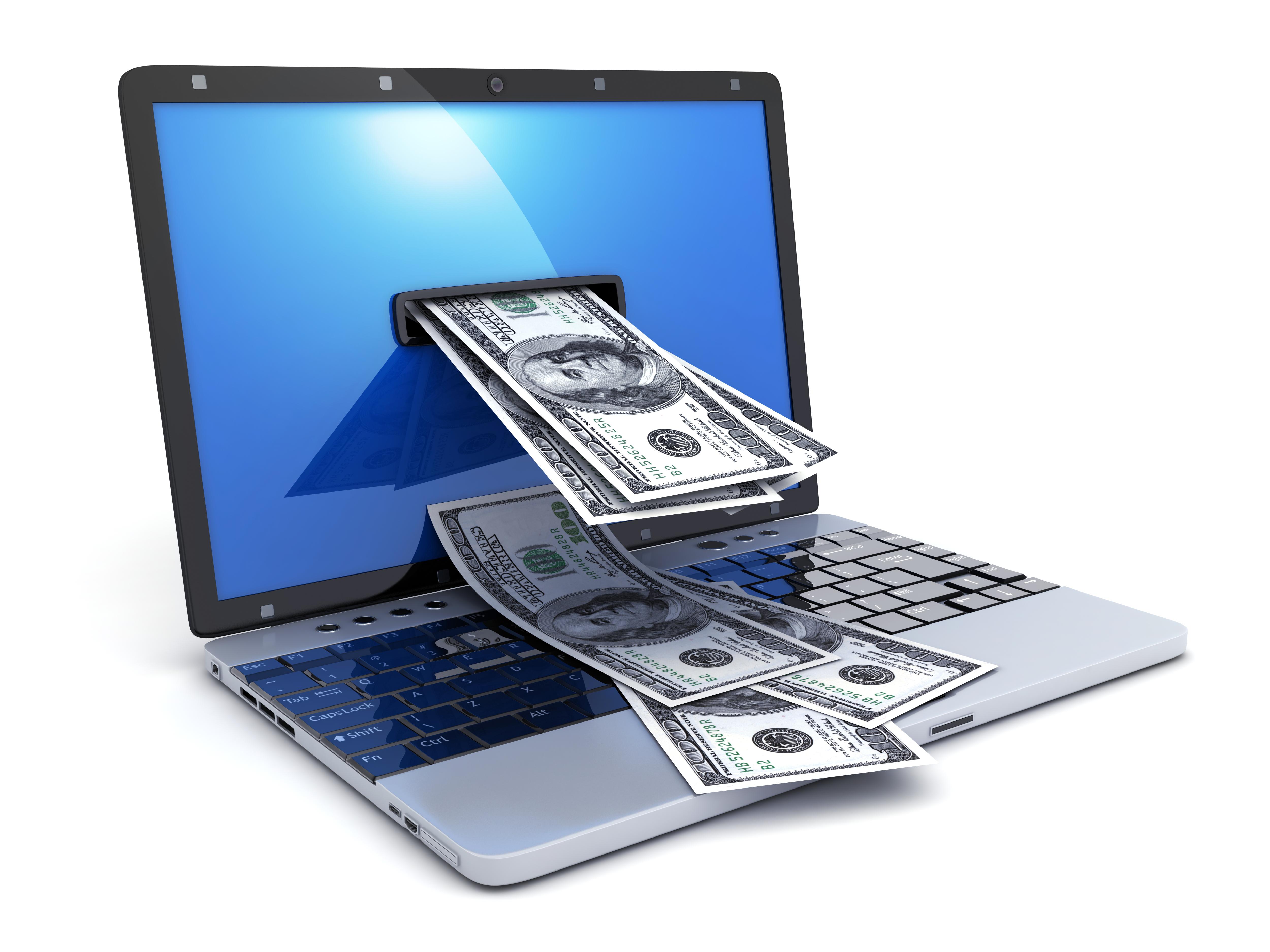 Wenn 5000 Dollar im Cyberspace verschwinden