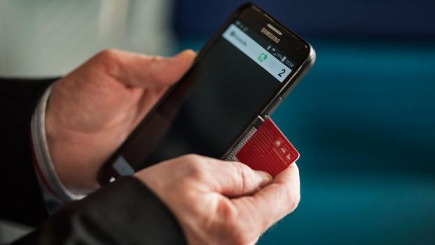 Swisspass kommt aufs Handy