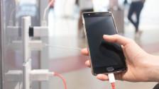 Audio «USB-Ladestationen: Gefahr aus der Dose» abspielen.