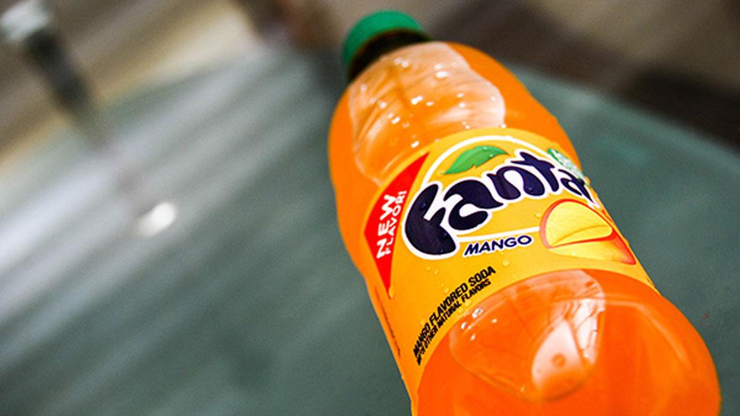 «Espresso Aha!»: Fanta Mango ohne Mango - ist das erlaubt?