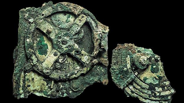 Das Räderwerk von Antikythera