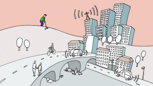 Audio «Die Stadt der Zukunft ist durchmischt: vom Leben am Stadtrand» abspielen.
