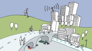 Audio «Die Stadt der Zukunft: vom Leben eines Obdachlosen» abspielen.