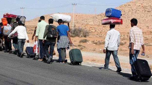 Libyen – das nächste Land im Bürgerkrieg