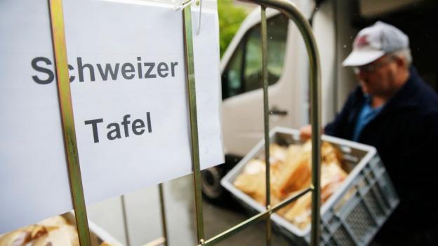 Zu wenig Geld – Armut in der Schweiz