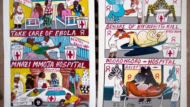 Bereit für Ebola?
