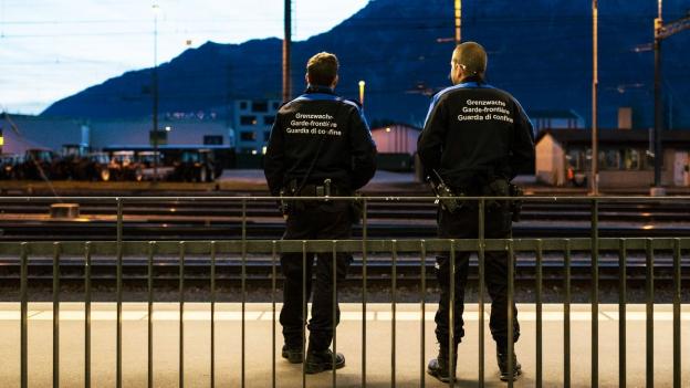 Grenzwachkorps unter Druck