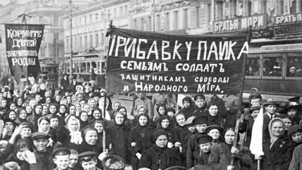 Februarrevolution - Verpasste Chance