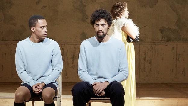 Schwarzkopie: Wenn das Theater plötzlich neben sich steht
