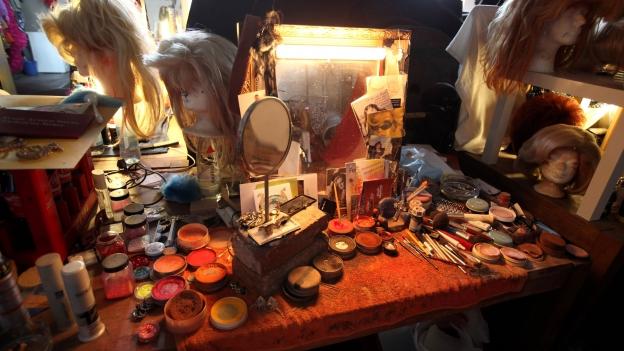 Backstage: Wie wichtig ist, wo man sich umzieht?
