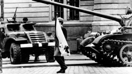 Audio «Prag August 1968 – das jähe Ende der Reformbewegung» abspielen.