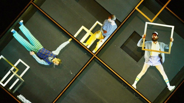 «Myousic»: Das Solostück des Theaterregisseurs Dimitri de Perrot