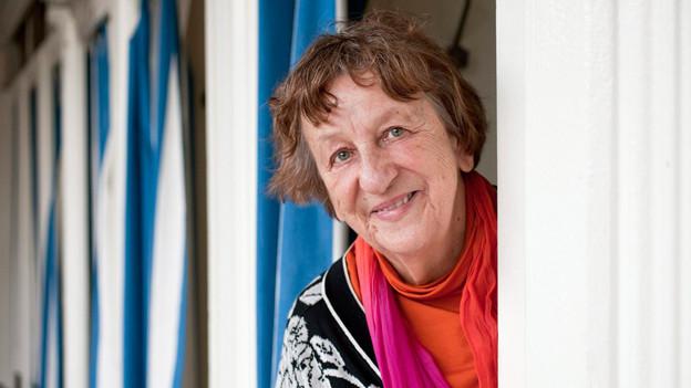 Audio «Ingrid Noll, Krimiautorin» abspielen.
