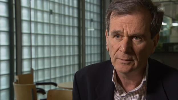 Peter Gill, Kriminalkommissär und Mediensprecher der Staatsanwaltschaft Basel
