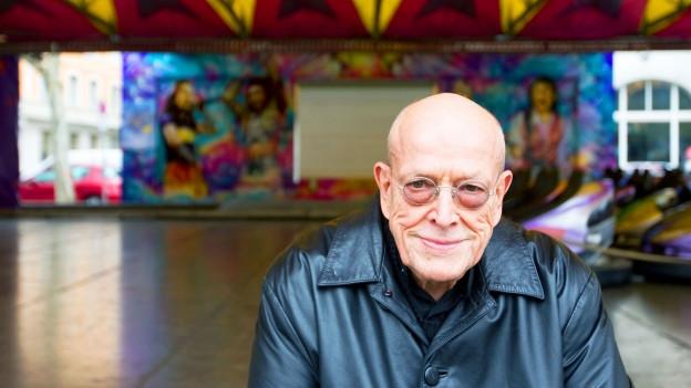 Audio «Urs Jaeggi: Soziologe, Künstler, Autor» abspielen.