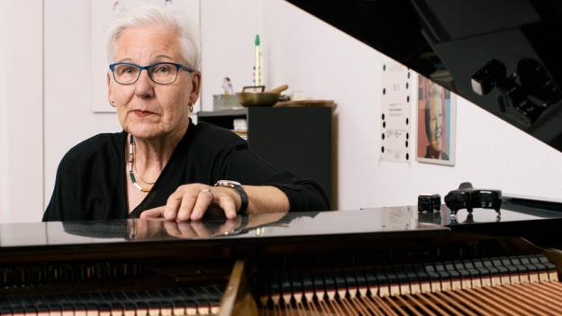 Schaffhauser Jazzfestival: Irène Schweizer, First Lady of Jazz