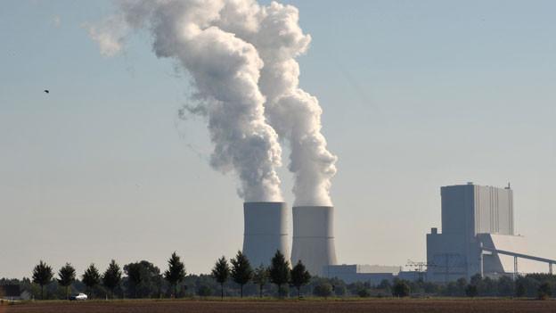 Audio «Kohlendioxid unter den Boden» abspielen