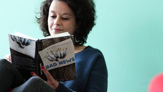 Umstritten: Der Medienroman «Bad News» von Bruno Ziauddin eckt an