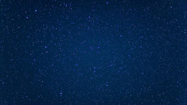 Warum sehen wir Sternchen?