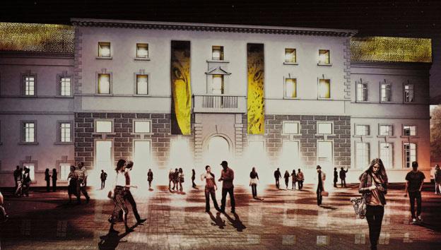 Der Palazzo del Cinema bringt neuen Glanz nach Locarno