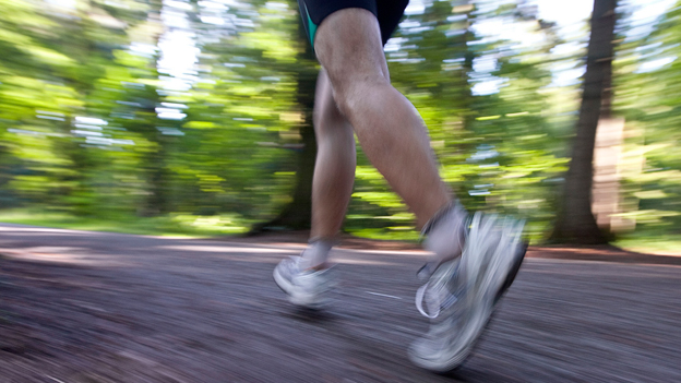 Input entzaubert Jogging-Mythen