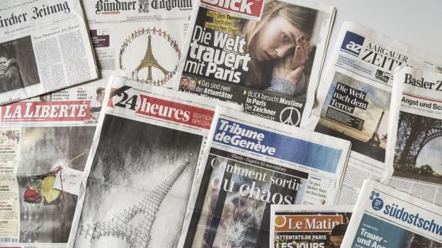Das Terror-Dilemma - Medien zwischen Information und Propaganda