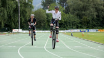 Audio «Der Einrad-Marathon-Mann» abspielen