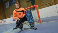 Audio «Rollhockey-Goalie: Unbekannt, unbequem und tut weh!» abspielen