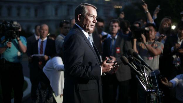 «Shutdown» in den USA: Erstes Spitzentreffen ohne Resultat