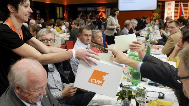 CVP-Basis ist gegen SVP-Familieninitiative