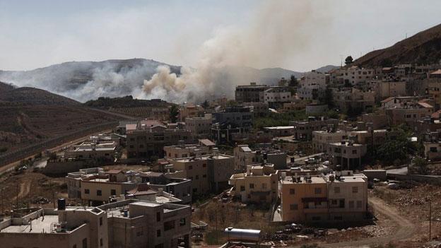 Der Bürgerkrieg in Syrien spaltet die Drusen