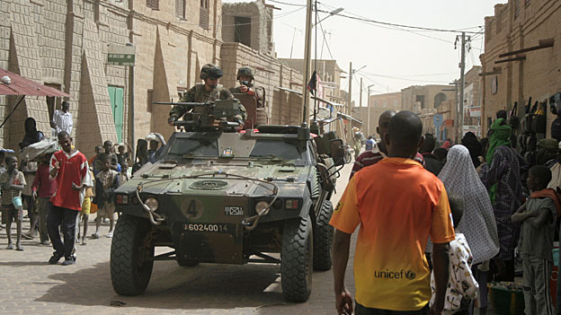 «Mali besitzt eine grosse Kraft zur Selbsthilfe»