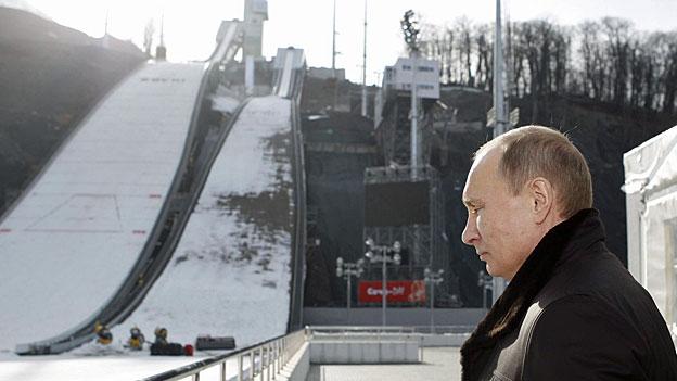 Sotschi 2014 - teuerste Olympische Spiele aller Zeiten