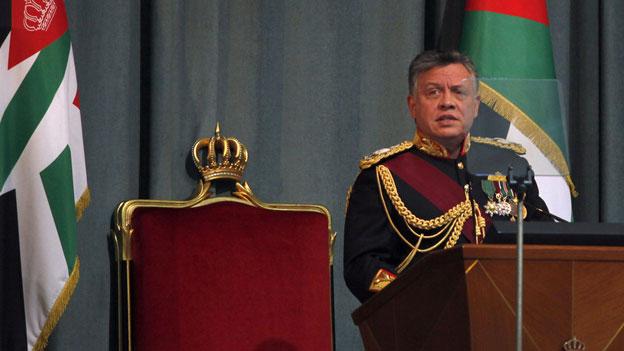 Beruhigungspillen für die Opposition in Jordanien