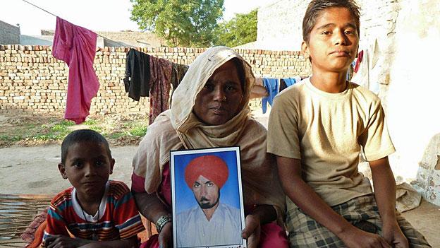 Immer mehr indische Bauern nehmen sich das Leben