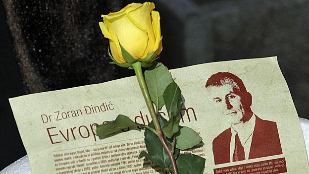 Serbien: Was bleibt vom Geist Zoran Djindjics?