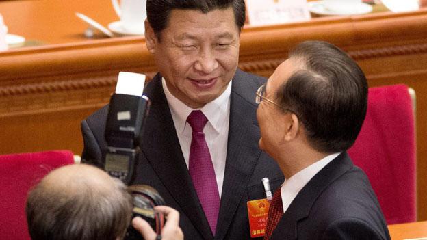 «Ich habe einen chinesischen Traum»