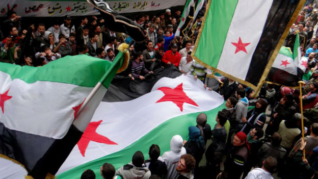 Zwei Jahre Syrienkonflikt