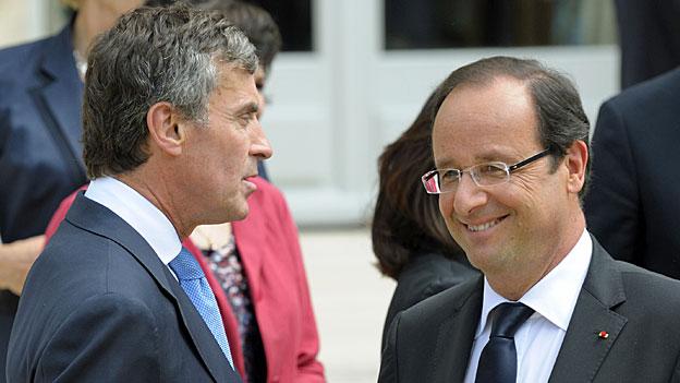 Jérôme Cahuzac bringt François Hollande in Bedrängnis