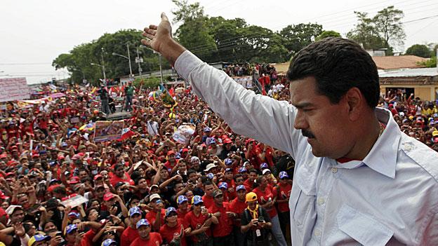 Übernatürliches im venezolanischen Wahlkampf