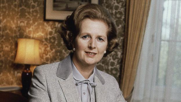 Margaret Thatcher ist gestorben