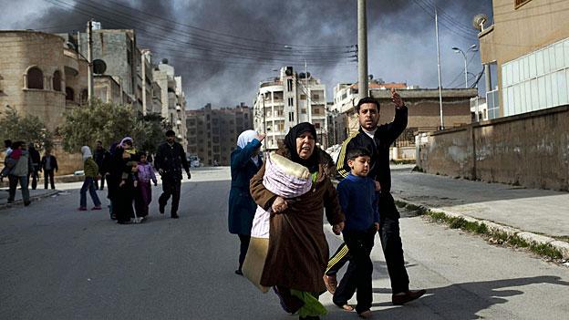 Hohe bürokratische Mauern für Familiennachzug aus Syrien