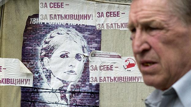 Zweifel an Timoschenkos Sieg